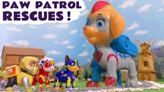 Paw Patrol Mighty Pups Rescues with the Family Friendly Funny Funlings in these Full Episodes