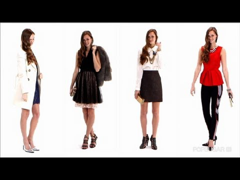dce8ce2d0 4 Ways to Dress For a Holiday Party