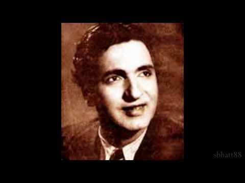 Gawaiya 1954: Teri yaad ka deepak jalta hai (Surendra)