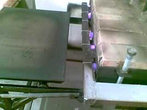 Печь для тонкого Лаваша работа