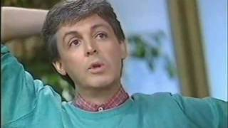 """Paul McCartney explains """"Drag"""" comment about Lennon"""