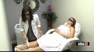 видео Лазерная эпиляция Moveo на ст. м. Сходненская - «Эл. Эн. Beauty Club»