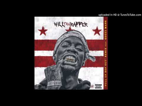 WillThaRapper - Pull. Up. Hop. Out. (Feat Mane)