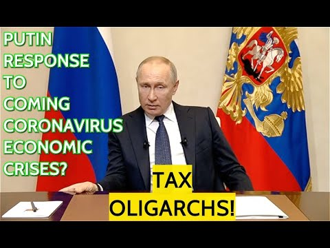 BREAKING! Putin Decides To Tax Rich Russians And Their Offshore Companies!