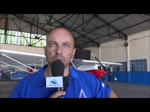 Raid Latécoère-Aéropostale 2017 - Etape Grenade-Tetouan-Casablanca