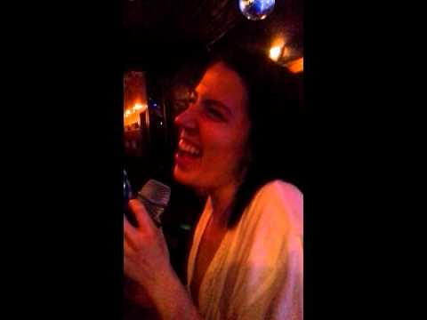 Wuthering Heights Karaoke by Gas Wall