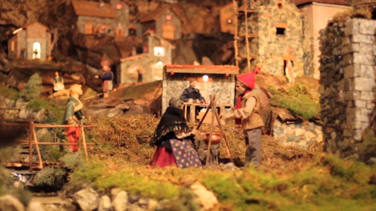 Falegnameria Puppo Campo Ligure presepe meccanizzato a campo ligure – multimedia