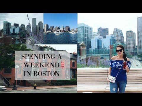 Spending a Weekend in Boston   Adaleta Avdic