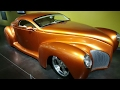 1939 Lincoln Zephyr Hot Rod