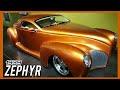 1939 Lincoln Zephyr Hot Rod