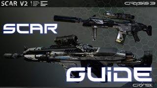 Crysis 3 Scar Multiplayer Guide [Gameplay] [German]