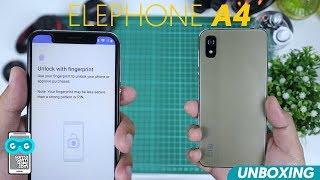 1,5 JUTA TAPI KECE PARAH! Unboxing Elephone A4, Android dengan Notch TERBARU!