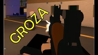 IN-DEPTH REVIEW: GROZA-1 and GROZA-4 in Phantom Forces (ROBLOX)