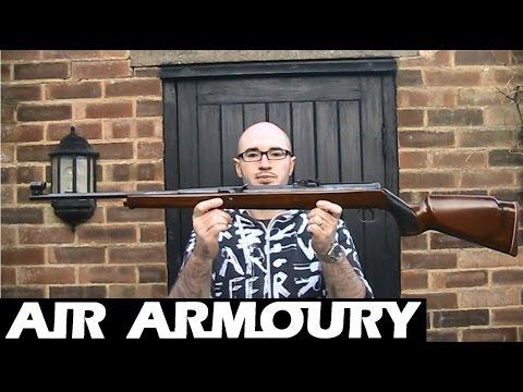 Original Model 50 Air Rifle | Air Armoury