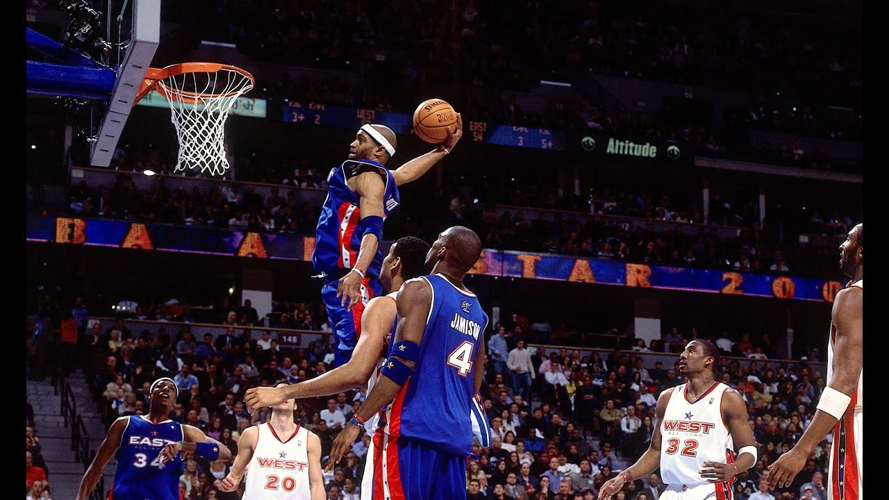 It Is All About Basketball History Of Game: Top 10 All-Time Alley Oops In All-Star Game History