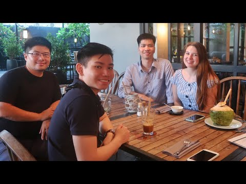 Vietnam Meet-Up & Bui Vien Walking Street! | Day 9 | Vietnam Vlogs 2019