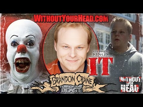 BRANDON CRANE OF STEPHEN KING'S IT   Without Your Head