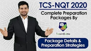TCS NQT 2020 Preparation packages ! How to choose a right package?! TCS NQT 2020 Placement !