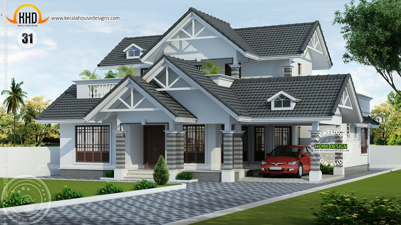 House Desings Pleasing House Designs Of November 2014  Youtube Design Ideas