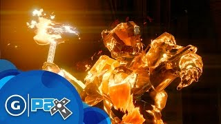 Destiny Interview with Luke Smith & Mark Noseworthy - PAX Prime 2015 Stage Show