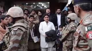 Balochis Love Pak Army FC in Balochistan