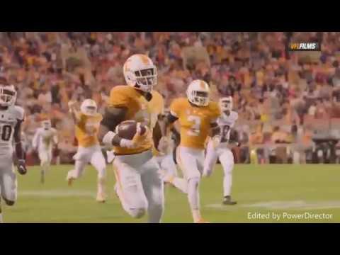 """Tennessee Volunteers """"Footvol"""" Pump Up 2017-18"""