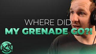 Where Did My Grenade Go?! | Stream Highlights - Escape from Tarkov
