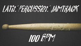 Latin percussion jamtrack