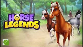 Horse Legends Epic Ride Game - Android Gameplay FHD
