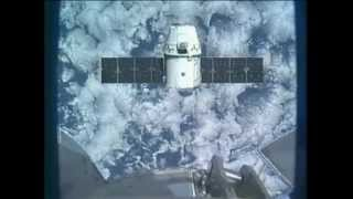 [FULL] SpaceX Dragon Dock to the International Space Station (First Commercial Spacecraft Ever)