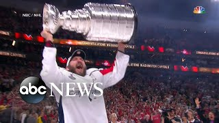 Washington Capitals win 1st Stanley Cup in franchise history