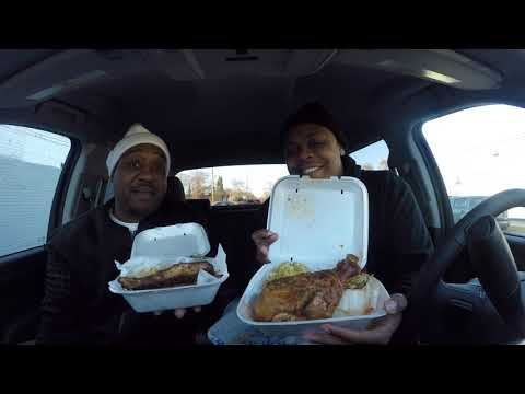 Detroit Crab House Food Review!!!