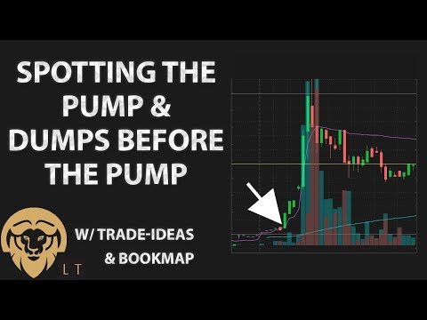 "Spotting ""Pump & Dumps"" before the pump with Trade-Ideas & Bookmap (ORPN)"