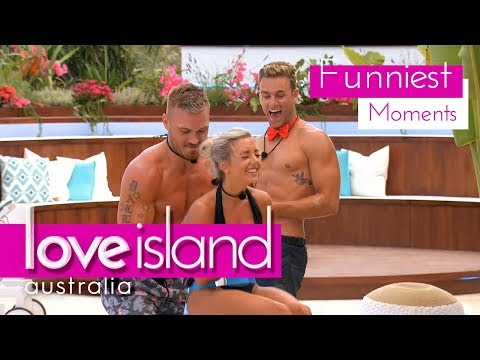 Week three's funniest moments: Dress ups to daring challenges | Love Island Australia 2018
