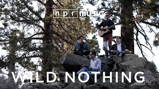 Wild Nothing: NPR Music Field Recordings