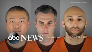 Ex-Minneapolis police officers face judge after new charges   WNT