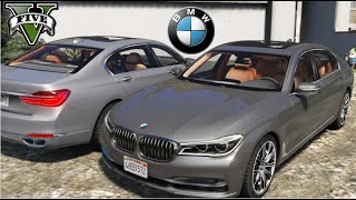 GTA V Mods - BMW 750Li