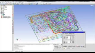 Видеоурок CADFEM VL1513 - Определение теплопроводности многослойной печатной платы в ANSYS Icepak