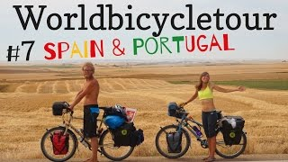 Bicycletouring Spain and Portugal - GER with ENG subtitles