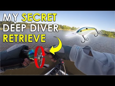 Why I Catch 3X More Bass On Deep Diving Crankbaits Than You