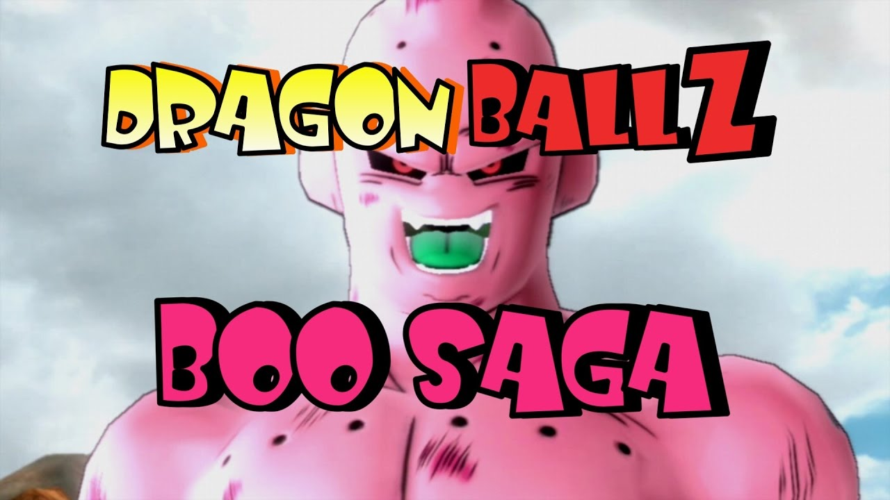 Dragonball Z Full Ut Boo Saga Hd Deutsch