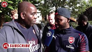 Fulham 1-5 Arsenal   Rob Holding Hasn't Put A Foot Wrong! (Fans Round Up) Ft CheekySport