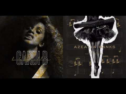 Cardi B vs. Azealia Banks - Bodak Yellow vs. Ice Princess (Mashup)