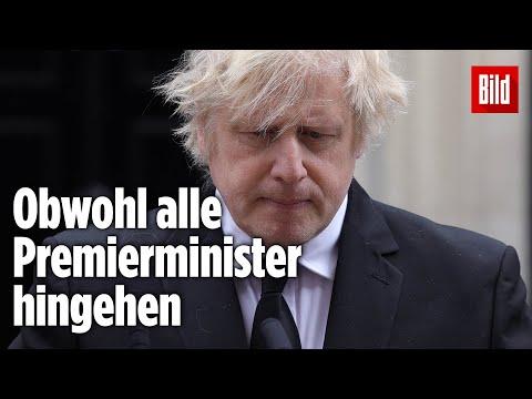Prinz Philip: Darum geht Boris Johnson nicht zur Beerdigung