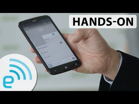 Acer Liquid S2 hands-on   Engadget at IFA 2013