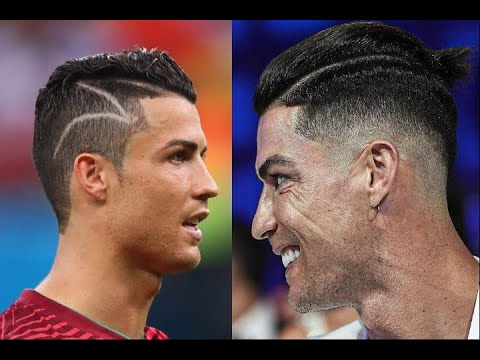 50 Cristiano Ronaldo Haircut Ideas Evolution 2000 2020 Youtube