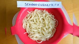 Суп с капустой пак чой, лапшой и индейкой - school-culinary.ru