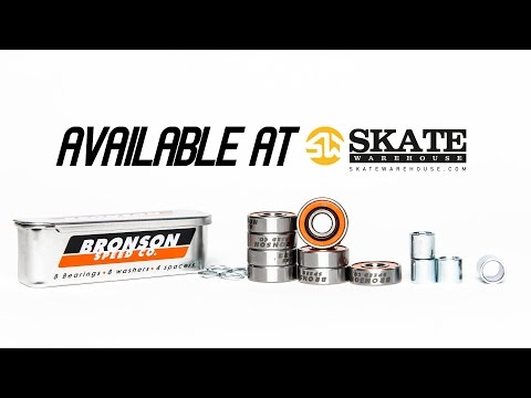Bronson Speed Co Bearing Weartest