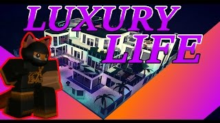 Roblox Welcome to Bloxburg - LUXURY & Mansion in Bloxburg | Showcase PART #2 [BETA]