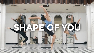 Shape of You - Ed Sheeran (Dance Video) | @besperon Choreography